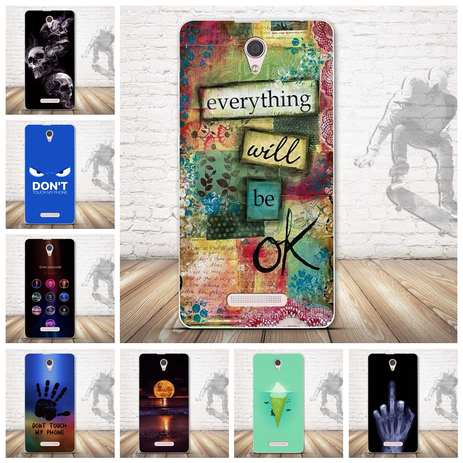 Luxury Case Lenovo A5000 5000 Case Perfect Design Paiting Back Soft TPU Cover Lenovo A5000 5000 Phone Cases Silicon