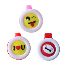 Child Repellent Baby Mosquito Control Buttons Deliver Color Random Mosquito Repellent Bracelet Stickers Mosquito Killer for Baby(China)