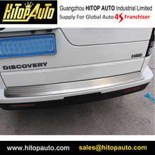 rear bumper protection,door sill,scuff plate for Discovery 4, 2009-2016,original model, ISO 9001 quality,Asia free shipping.