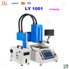 LY 1001 automatic iphone ic remove cnc machine, cnc milling machine for iPhone Main Board Repair