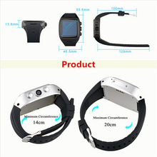 X01 smart watch Waterproof IP67 Bluetooth4.4Android Sportwatch Dual core SIM Card for xiaomi Touch screen 3G WIFI Camera PK DZ09