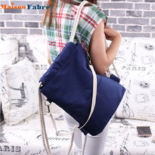 Hot Sale Backpack Women School bags Fashion Canvas Shoulder Bag Large Tote Ladies Purse Backpack Drop Shipping #0327