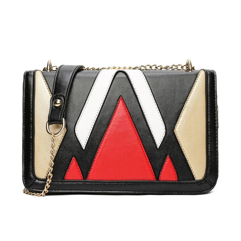 2017 Women Messenger Bags Fashion Mini Bag  Shoulder Bags Casual High Quality PU Leather Tote Bag Clutch Handbags<br>