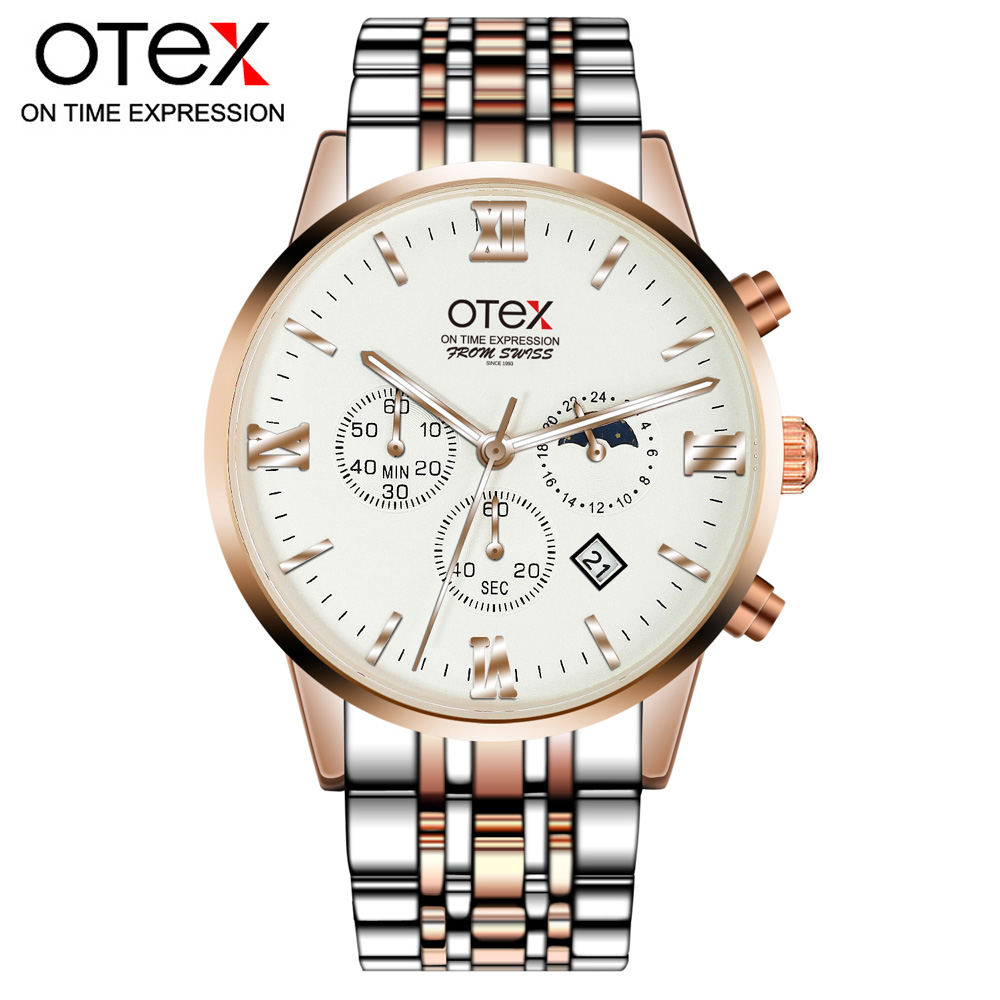 o1 Mens Watches Top Brand Luxury LIGE Military Sport Quartz Watch Men Waterproof Full Stainless Steel Leather strap Wrist watch<br>