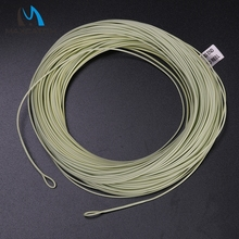Weight Forward Floating Fly Fishing Line With Welded Loop 100FT Fly Line
