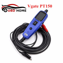 Vgate PowerScan PT150 Car Electric Tester Vgate PT150 Multi-Functional Automobile Tester Auto Electrical System Diagnostic Tool(China)