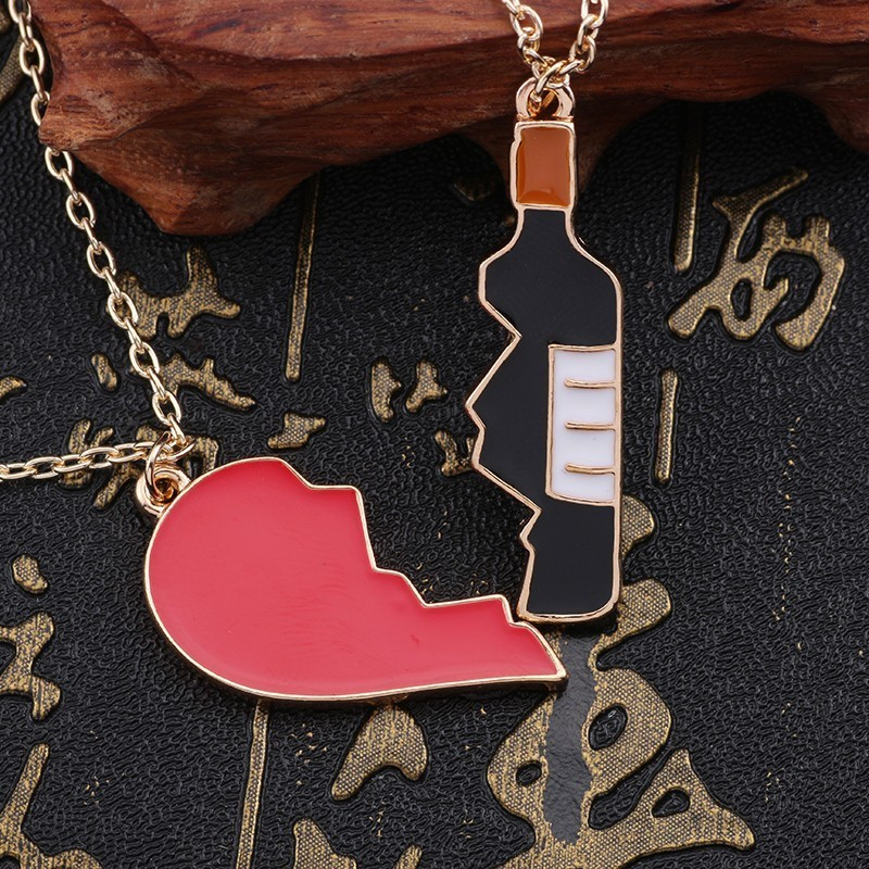 2Pcs-set-New-Trendy-Wine-Bottle-Heart-Necklaces-Pendants-Creative-Wineglass-Winebowl-Jewelry-Wedding-Anniversary-Gift