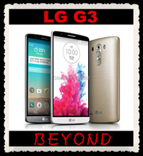 "LG G3 D855 Original Unlocked GSM 3G&4G Android Quad-core RAM 2GB 5.5"" 13MP 16GB WIFI GPS Mobile Phone dropshipping"