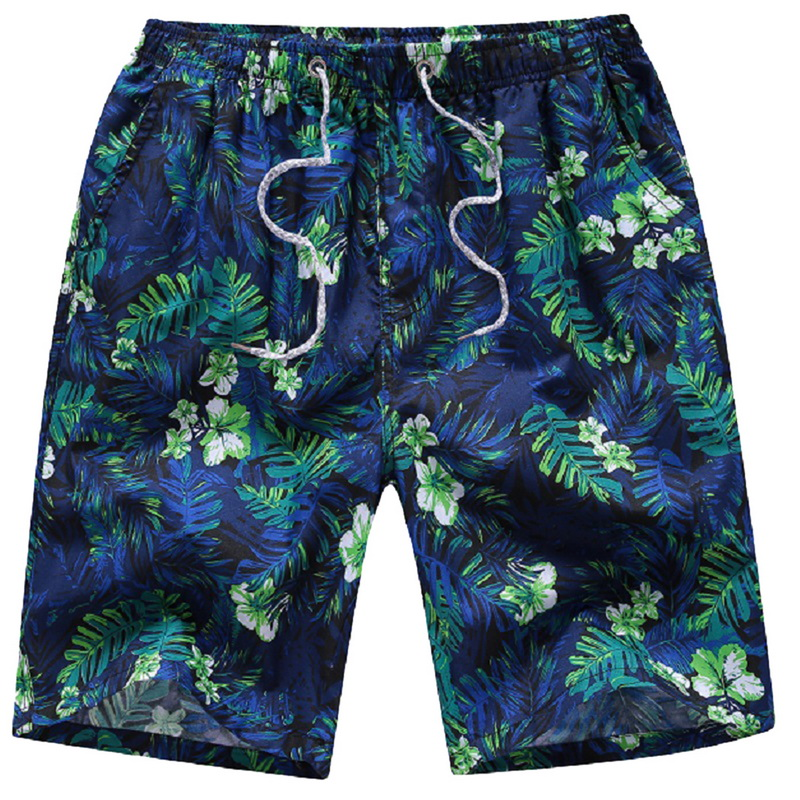 f0132428e3 Oeak 13 Style Shorts Men Summer Beachwear Print Quick Dry Short ...