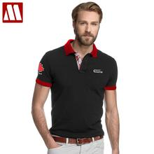 5 Color big size S- 5XL XXXXL XXXL XXL XL Embroidered Cotton Polo shirts New Men's Fashion Shirt Mens Short Sleeve polo Shirt