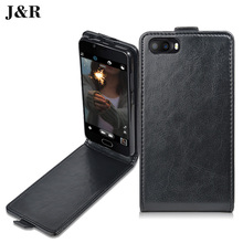 Buy Doogee Shoot 2 Case Flip Leather Back Cover Doogee Shoot 2 Shoot2 5.0 Inch Vertical Magnetic Mobile Phone Case Cover for $3.87 in AliExpress store