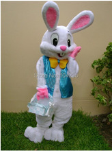 ohlees Hot Cakes Professional Easter rabbit Bunny Mascot costume Bugs Rabbit Hare Adult