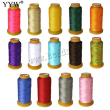 Sewing Thread Cord Waxed Nylon Cord String 750m/Spool Strap For DIY Rope Bead Necklace Bracelet Making Beading Thread 0.2-0.3mm
