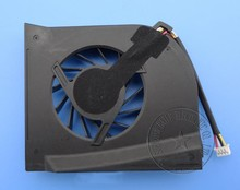 (50pcs/lot)New and original laptop CPU Cooling Fan For HP DV6000 V6000 F500 F700 notebook cooler