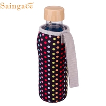 My House  Fashion New Warm Heat Insulation 500ML Water Bottle Bags Thermos Cup Bag jun 17