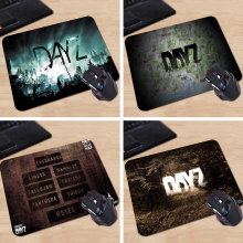 Dayz Online Map Funny Mat Free Shipping Mouse Pad Rubber Mat Two Sizes No Overlock Edge