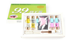 Eyelash Perming Curler Perm Kit Curling Perm Up To 3 Months Eyelash maquiagem Wave Lotion Eye Rod Glue Set