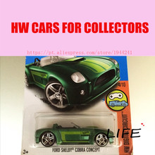 2016 Toy cars Hot Wheels 1:64 shelby cobra Car Models Metal Diecast Cars Collection Kids Toys Vehicle For Children Juguetes