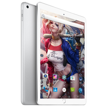 4G Phone Call 10 inch Octa Core Android 7.0 Tablet pc 4GB 64GB IPS Screen Tablets WiFi GPS Bluetooth 3G 4G LTE For Ipad(China)