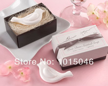 Free Shipping 10 X Love Dove Scented Soap Wedding Soap Favors Wedding Gifts Wedding Souvenirs Baby Shower Favor Gifts
