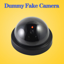 Dummy Emulational Camera Fake CCTV Camera Dome Indoor Outdoor For Home Security Camera With Flash LED