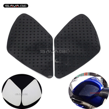 Motorcycle stickers Anti slip tank pad 3M tank protector sticker for SUZUKI GSR600 06-10, K7 GSXR1000 GSX-R1000 07-08