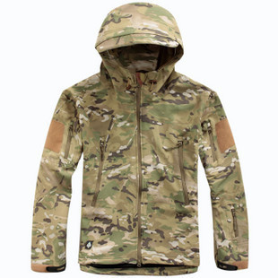 Best Quality Lurker Shark Skin Soft Shell V 4.0 Outdoor Military Tactical Jacket Waterproof Windproof Sports Hiking Coats<br>