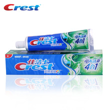 Crest White Natural multi-effect 4 in1 Herbal Clove Toothpaste Teeth Whitening Tooth Paste Mint Squeezer Toothpaste 180g(China)
