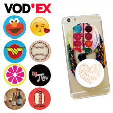 VODEX Pop Colourful Phone Finger Holder with Anti-fall Phone Smartphone Desk stand Grip Mount For iphone Samsung  Huawei