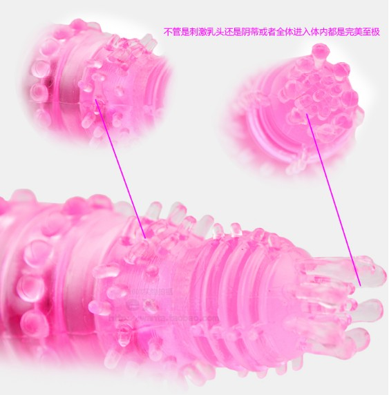 Massager vibrator clit vagina finger Vibrating Bullet G spot Orgasm Squirt Massager Brush Clitoral Sex Toys women couple sexlife
