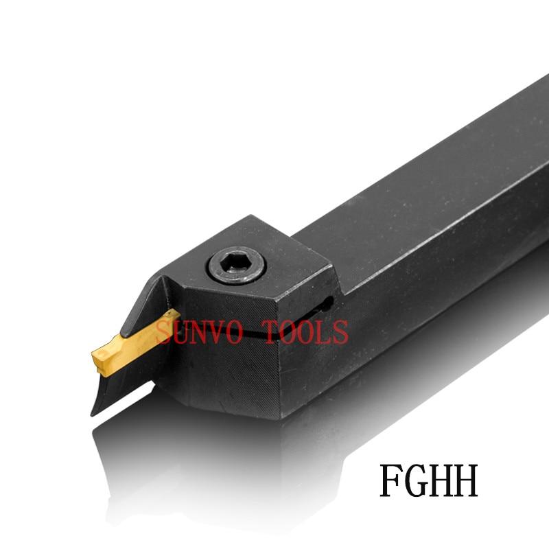 FGHH420R -48/60 -60/75 -35/48 -75/100 -100/140 -64/100 -48/66 -160/400 -98/160 Extermal Turning Tool MGMN300 PC9030 NC3030<br>