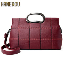 2017 Fashion Women Bag Luxury Brand PU Leather Women Messenger Bags Shell Bag Ladies Handbags New Woman Leather Handbags Sacs