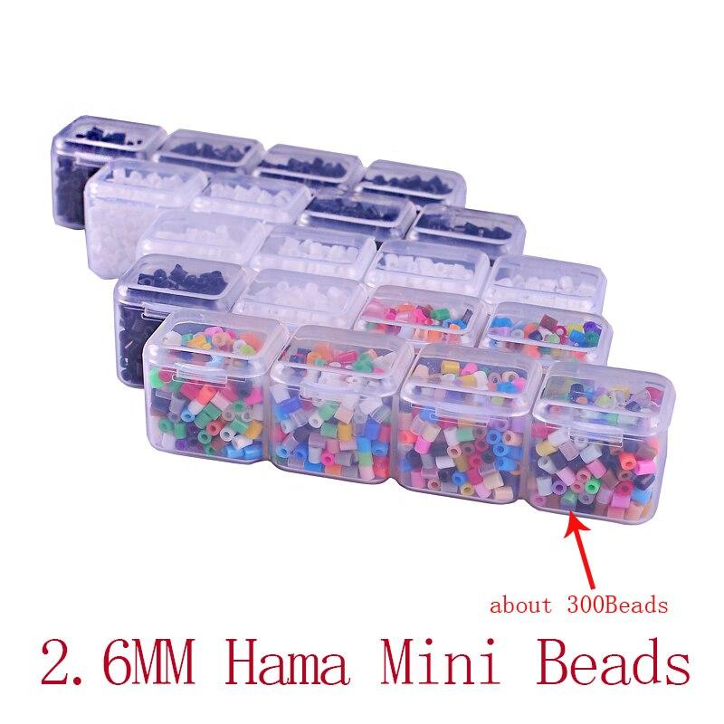 2.6mm Hama Beads (4)