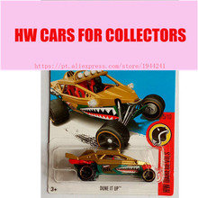 New 2017L Hot Wheels 1:64 dune it up Metal Diecast Cars Collection Kids Toys Vehicle For Children Juguetes Models(China)