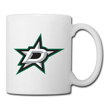 Dallas Ice Hockey Logo coffee mug gift children tazas ceramic tumbler caneca tea Cups