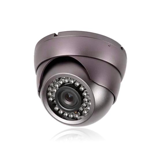 1/3 Color CMOS Real 1200TVL High Resolution IR Outdoor Dome Camera CCTV Camera Free Shipping<br>