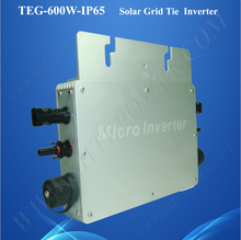 waterproof inverter 600w mppt micro solar inverter waterproof grid tie inverter(China)