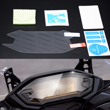 Cluster Scratch Protection Speedomter Screen Film Screen Protector For Honda CBR 500 R/F/X CBR500R CBR500F CBR 500R 500F 500X(China)