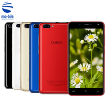 Cubot Rainbow / Rainbow 2 Android 7.0 5.0'' Mobile Phone MT6580A Quad Core Cell Phone 1GB+16GB Dual Back Cameras Smartphone