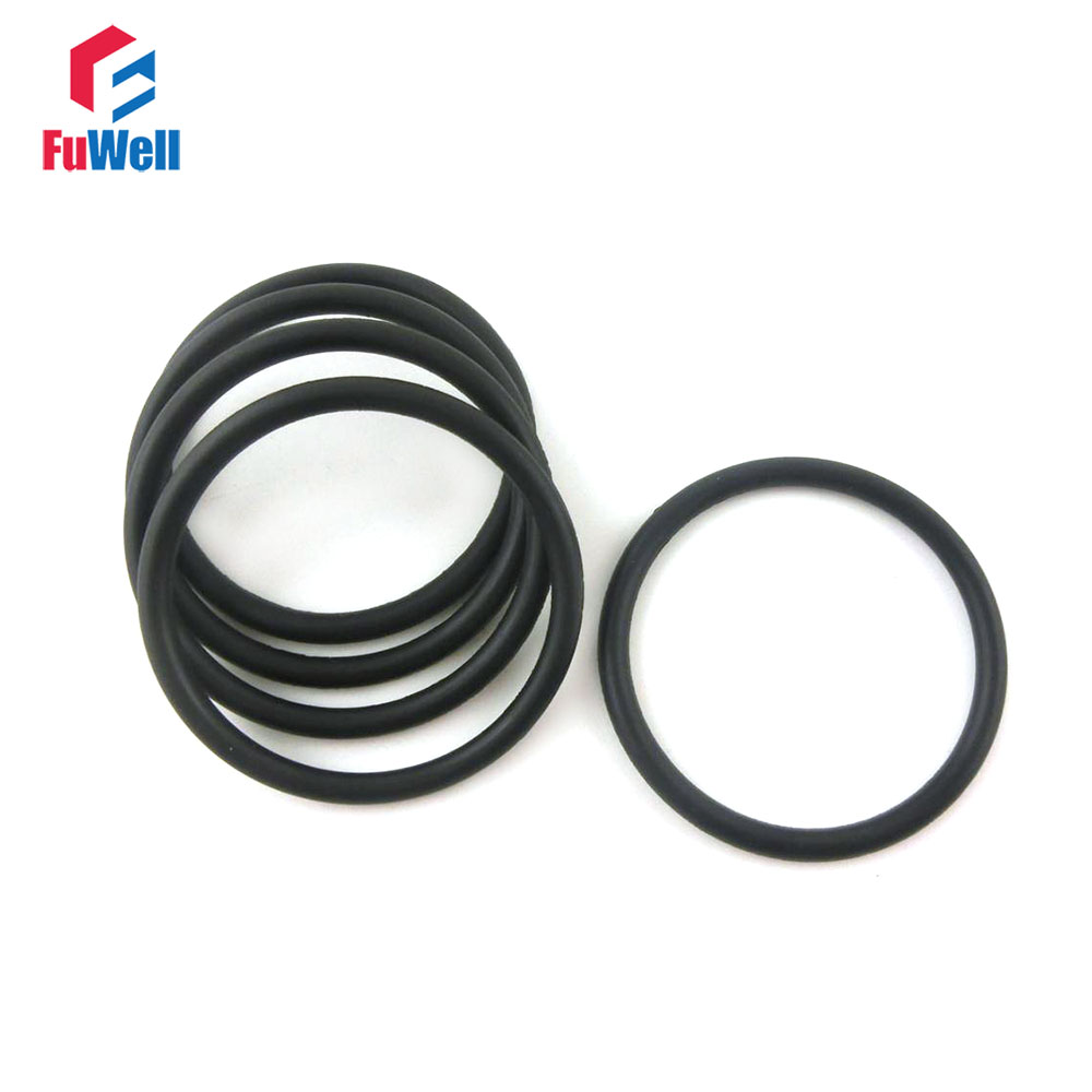 36 x 2.5 mm NITRILE 70 o/'ring 50x