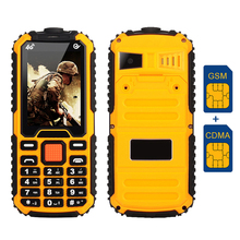 MAFAM M5 Dual sim dual bands cellphone GSM & CDMA flashlight radio recorder voiceking long standby rugged mobile phone P285