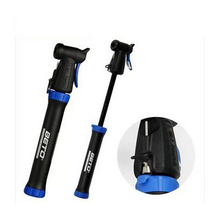 Beto shock absorber with tyre aluminum alloy mountain bike car inflationists bicycle pump free shipping
