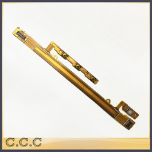 Replacement Side Volume Switch Buttons & Power On/Off Flex Cable for Sony Xperia C C2304 C2305 S39H S39C