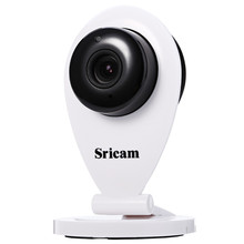 Sricam SP009 Wifi IP Camera Wireless HD 720P P2P Smart Baby Monitor CCTV Home Security Cam Mobile Remote Cam Without IR Cut(China)