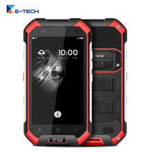 "Blackview BV6000 Smartphone 4G LTE Waterproof IP68 4.7"" HD MT6755 Octa Core Android 6.0 3GB RAM 32GB ROM 13MP Cell Phone(China)"
