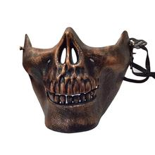 Skull Skeleton Mask Full Face Protector Halloween Mask For Cosplay Masquerade Fancy Costume Cosplay Halloween Christmas Gift