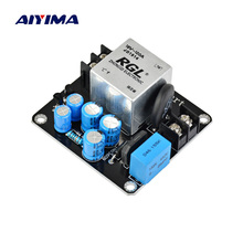 Buy Aiyima Amplifier Power Supply Soft Starting AMP Board High Power 100A High-current Relay Audio DIY Amplifier for $11.09 in AliExpress store