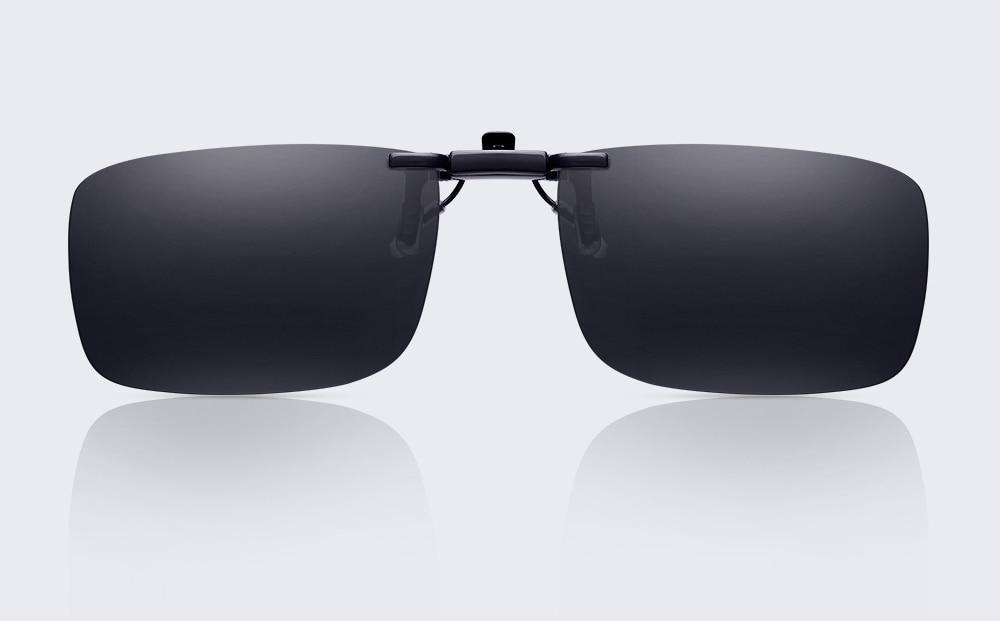 Xiaomi Turok Steinhardt TS Clip Sunglasses Polarized Clear Sight Sun Glas s Anti UVA UVB Mijia for Myopia Outdoor Travel Fishing (2)