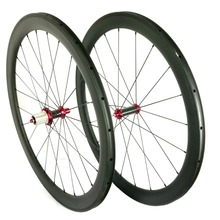 free shipping chinese 700c carbon wheels 38mm 50mm road carbon wheelset clincher wheels  tubular carbon bike wheels