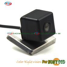 wired Wireless parking camera for sony ccd Ford 2012 Focus hatchback sedan camera with 2.4Ghz Transmitter + receiver rear view